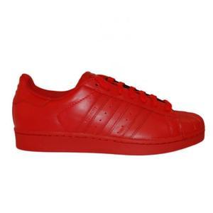 adidas superstars rouge