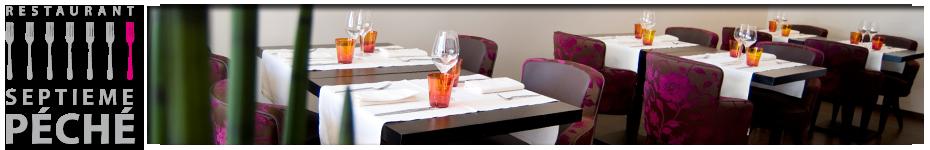 Restaurant Gastronomique Septième Péché à Bordeaux, Quartier des Chartrons